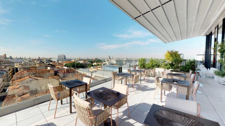 The Best Rooftop Restaurants In Madrid