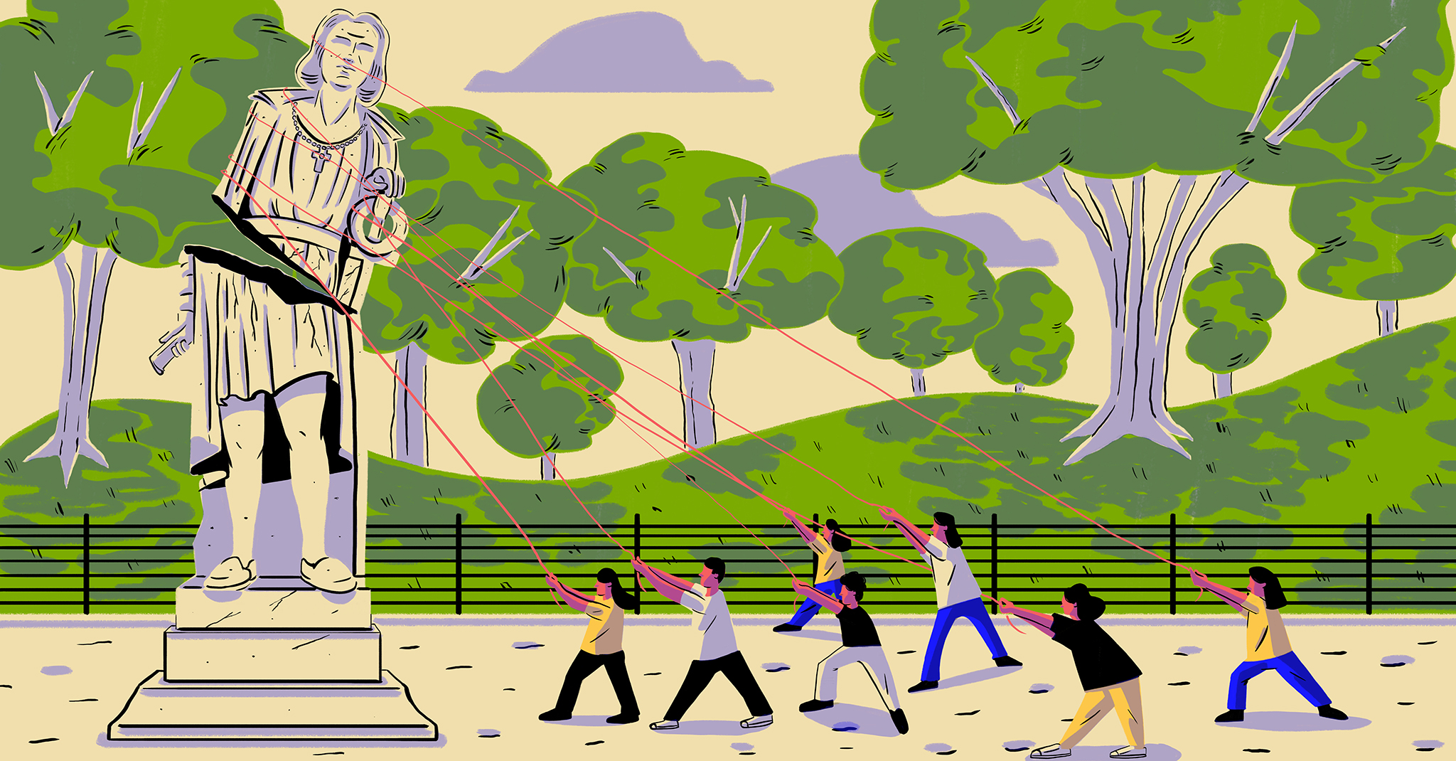 Decolonizing Columbus Day in the Americas