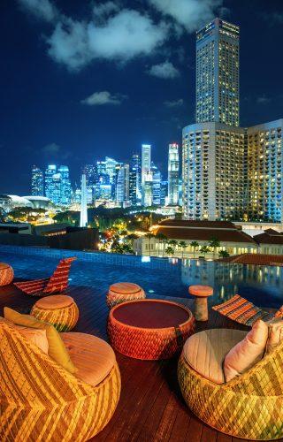 Naumi Hotel Singapore Infinity Pool