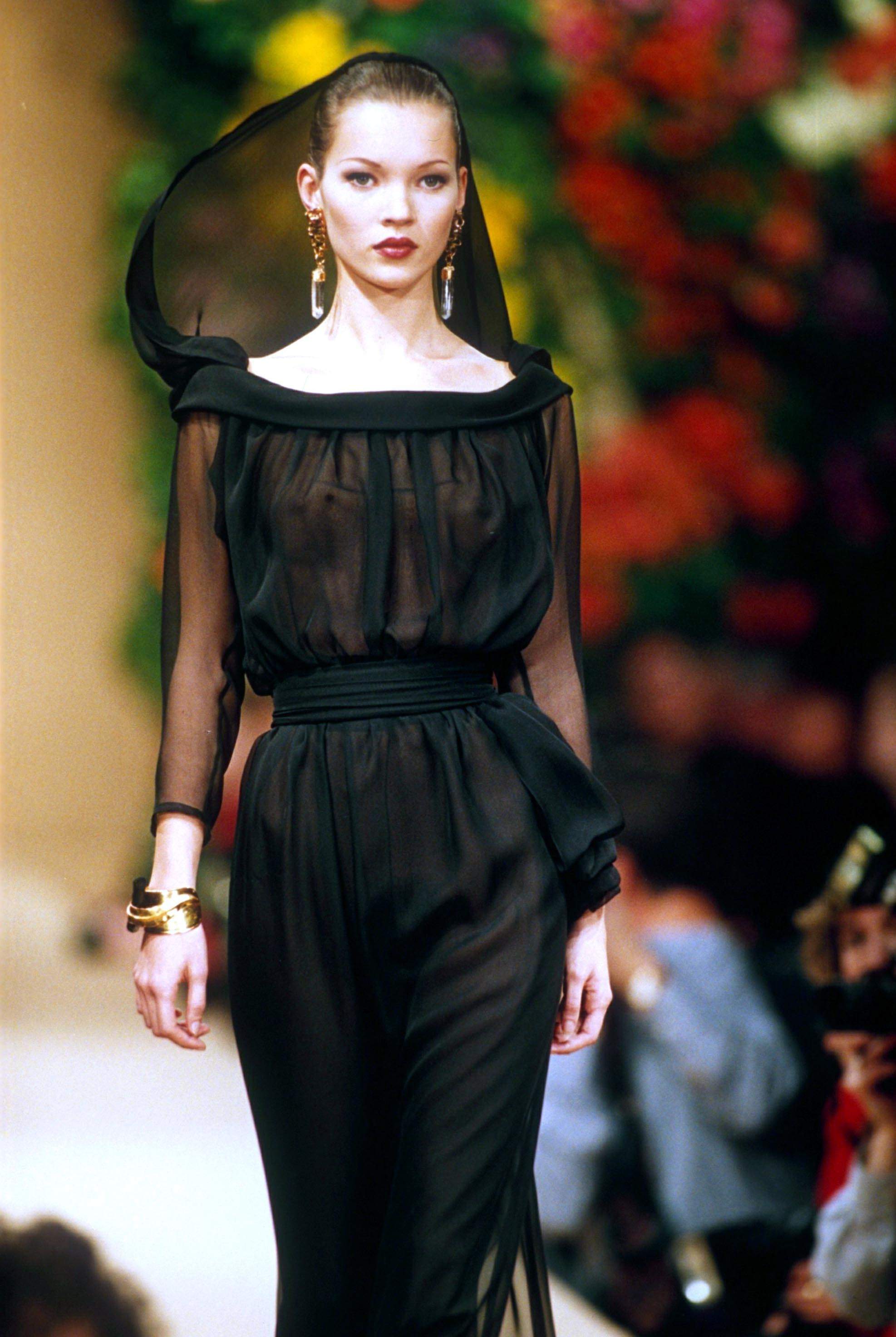 ab99642f3a9 The History of the House of Yves Saint Laurent