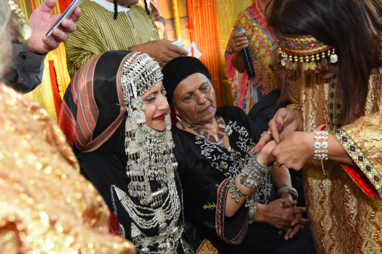 Henna Israel S Most Colourful Wedding Tradition