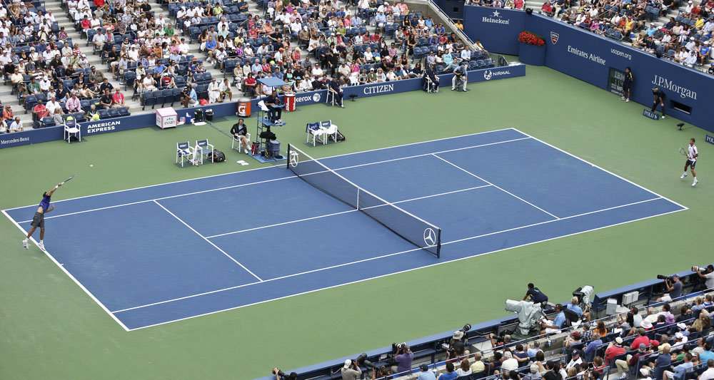 What's One Thing You Must Experience At The US Open?