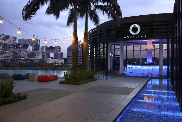 Singapore Alexandra Park Hotel Aqua Luna