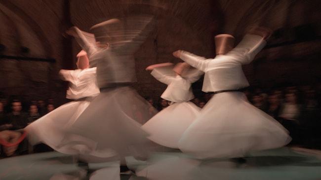 Sufi on Wooden Egg Made in the USA God Persia Iran Haftseen Dance Dervish Truth Molana Rumi Love Turkey Whirling Pray Sama