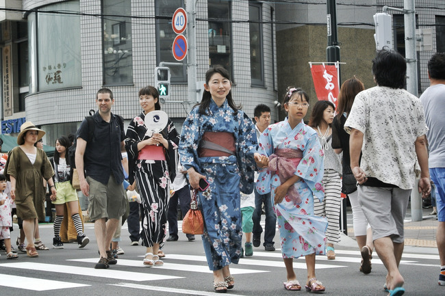 What to Wear in Japan in Summer