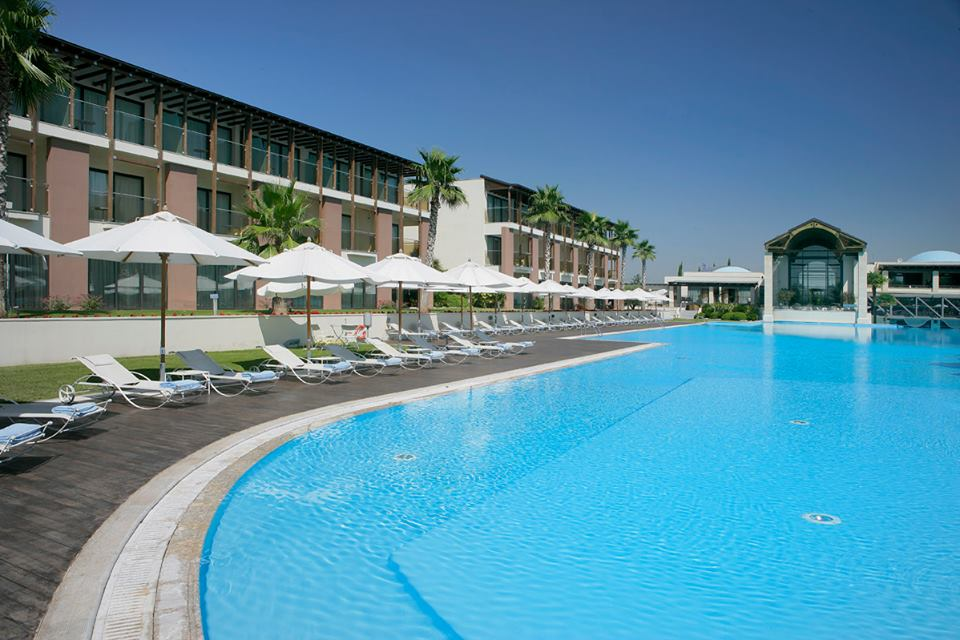 The Best Outdoor Pools in Thessaloniki