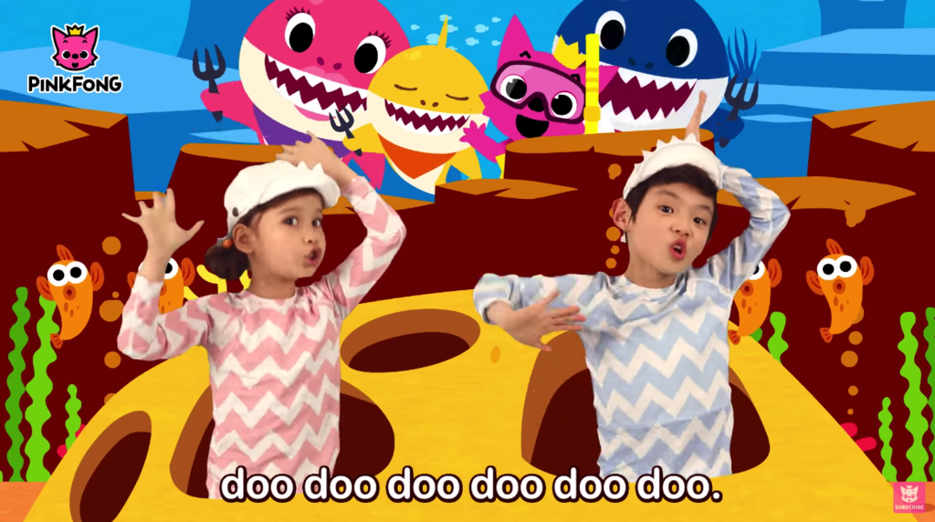 'Baby Shark': The Korean Song That's Taking Over the WorldKorean Toddler Songs