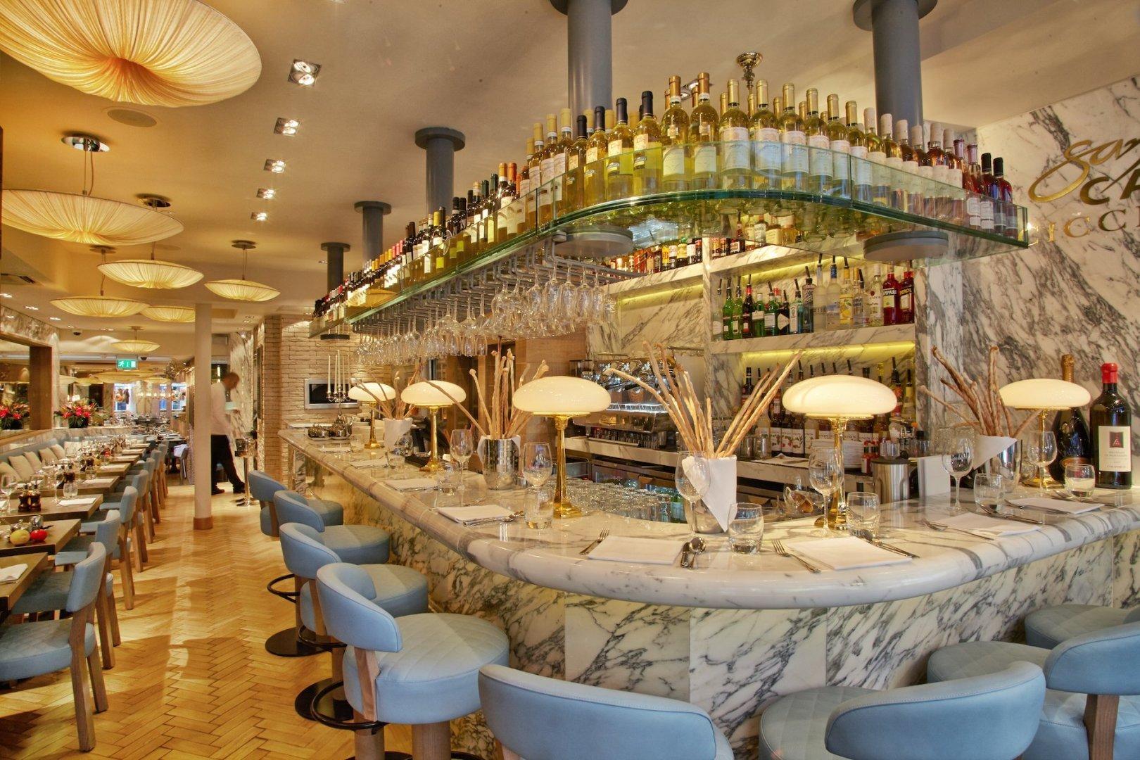 Italian Restaurants In Covent Garden