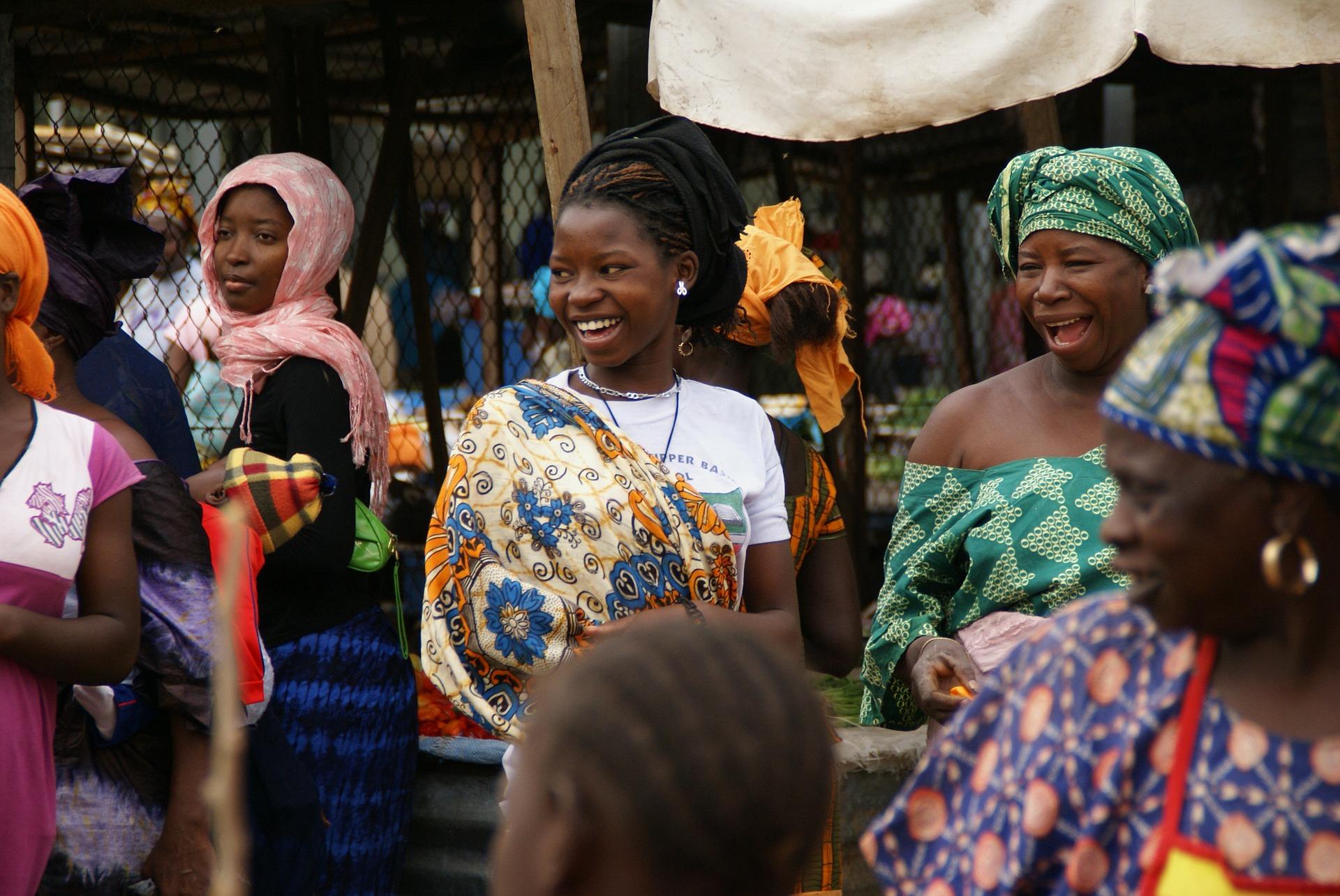 Girls gambia Girls' Education