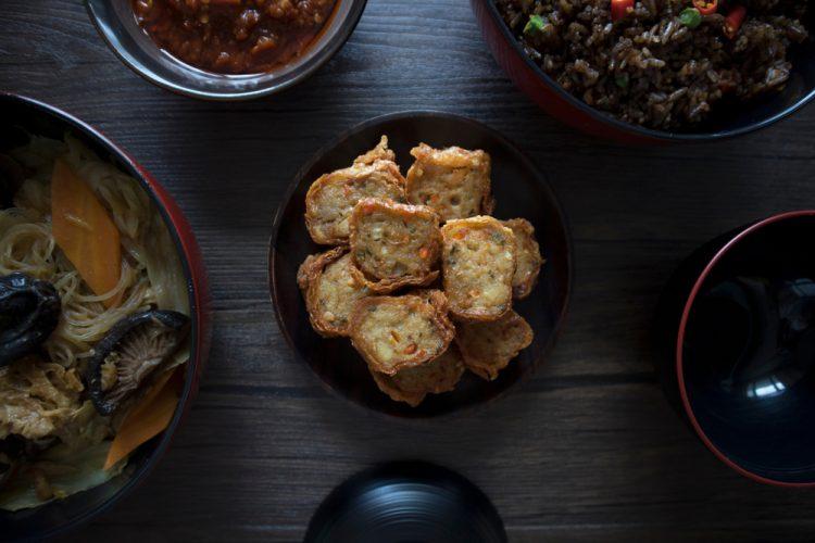 Singapore Peranakan Food
