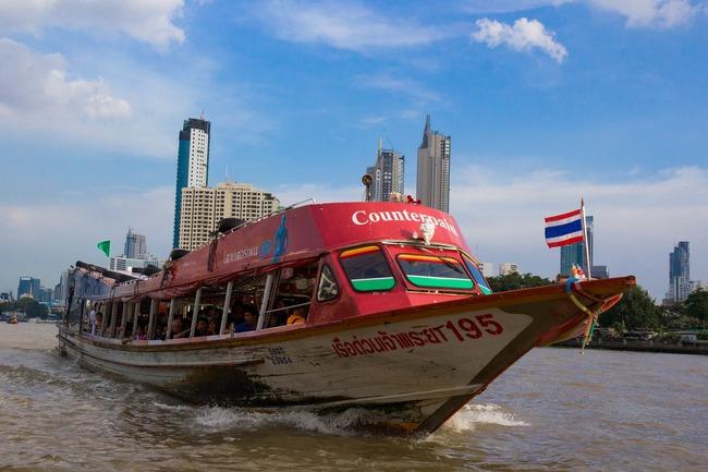 The Winding Story of Bangkok's Chao Phraya River
