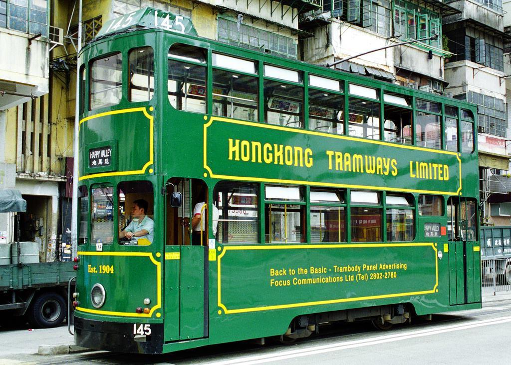 Pilihan Transportasi Yang Ada di Hong Kong