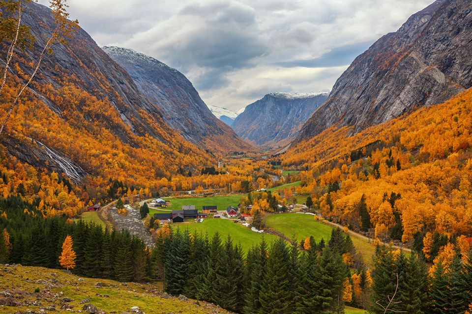 What You Need to Know About Norway's Mountain Peaks