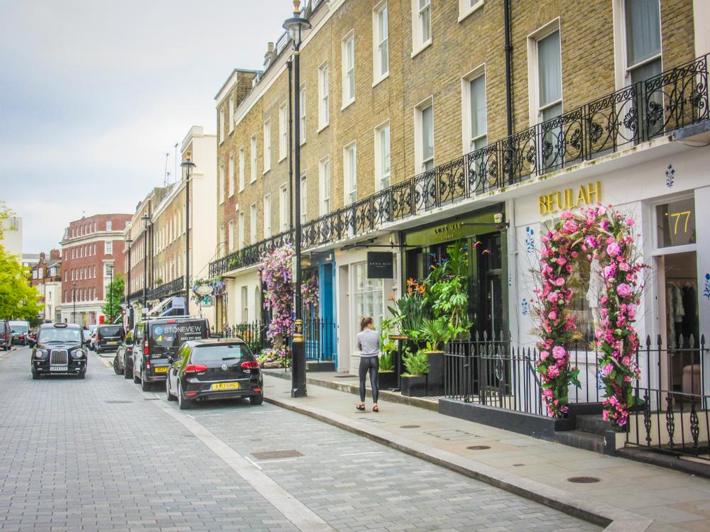 Belgravia Hotel London | COMO The Halkin, London ...