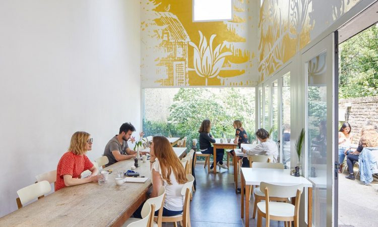 The Habit Café South London Gallery