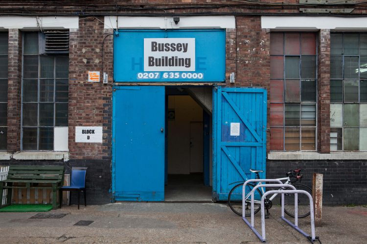 DJs at the Bussey Building specialise in soul, funk and disco