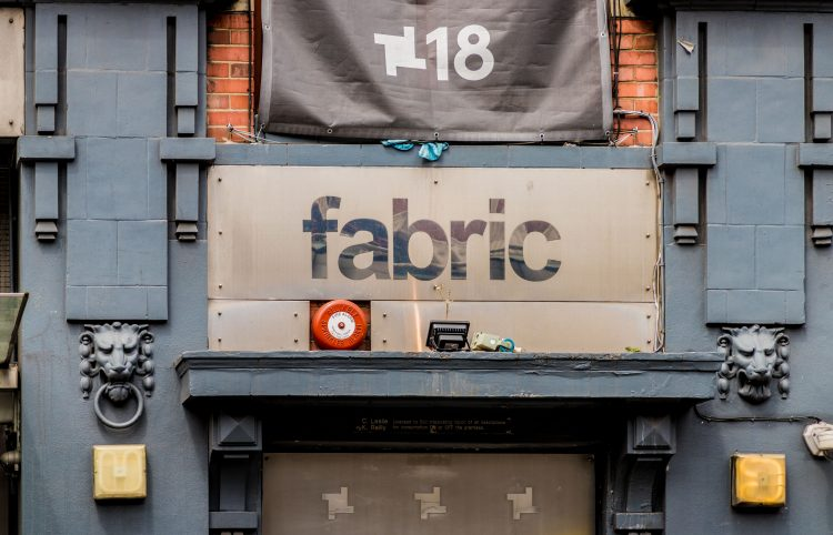 Fabric is a London institution