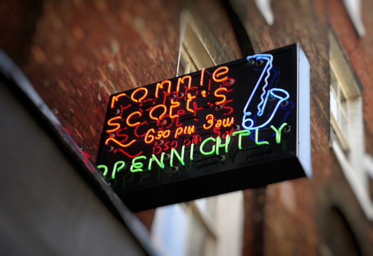 Ronnie Scotts Jazz Club
