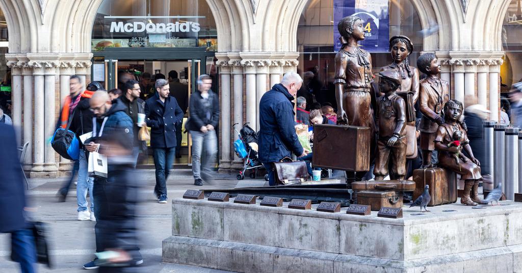 The Best Restaurants in Liverpool Street, London