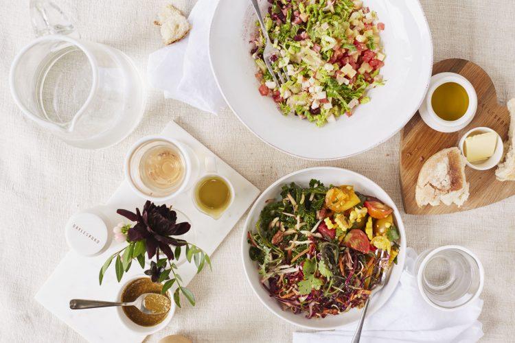 LL Daylesford Salads