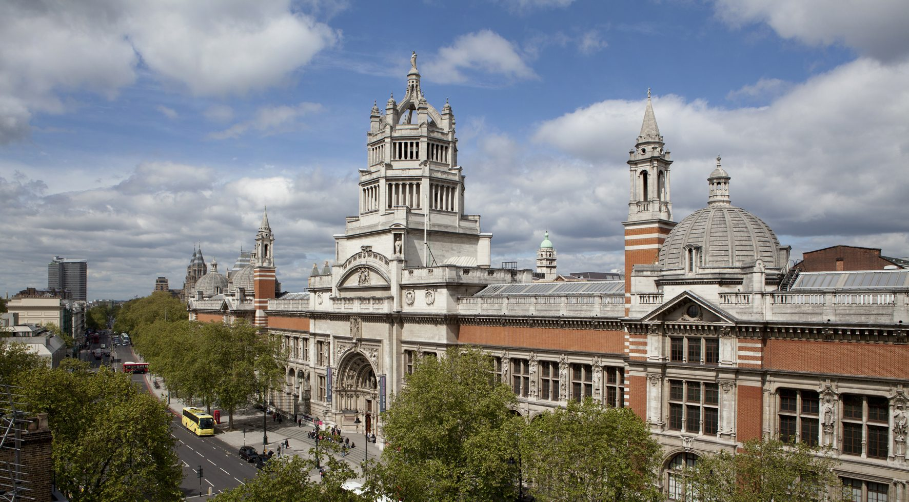 A Brief History of the Victoria and Albert Museum