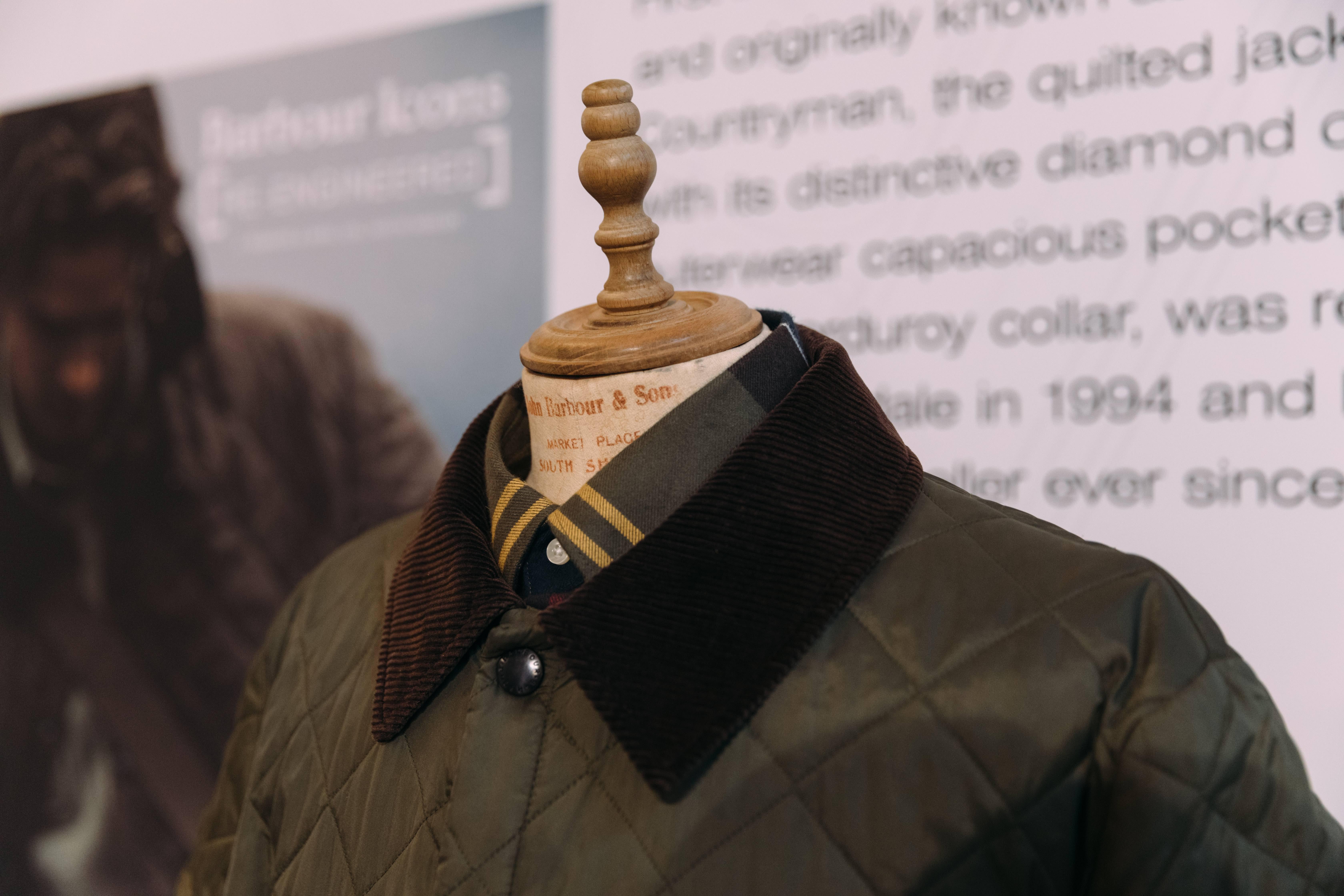 english wax jacket brands