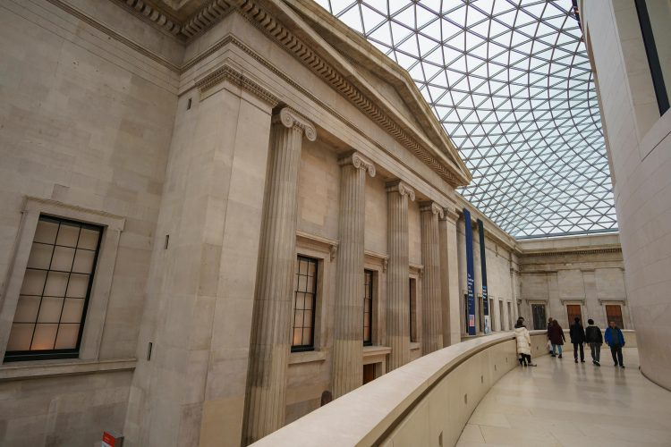 The British Museum attracts 7 million visitors per year