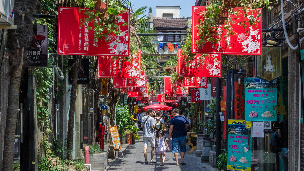 Top Things To Do In Tianzifang Shanghai