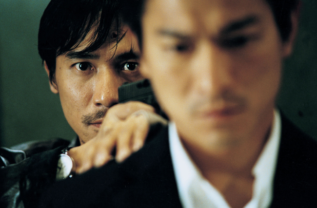 Infernal Affairs / Wu Jian Dao - 2002