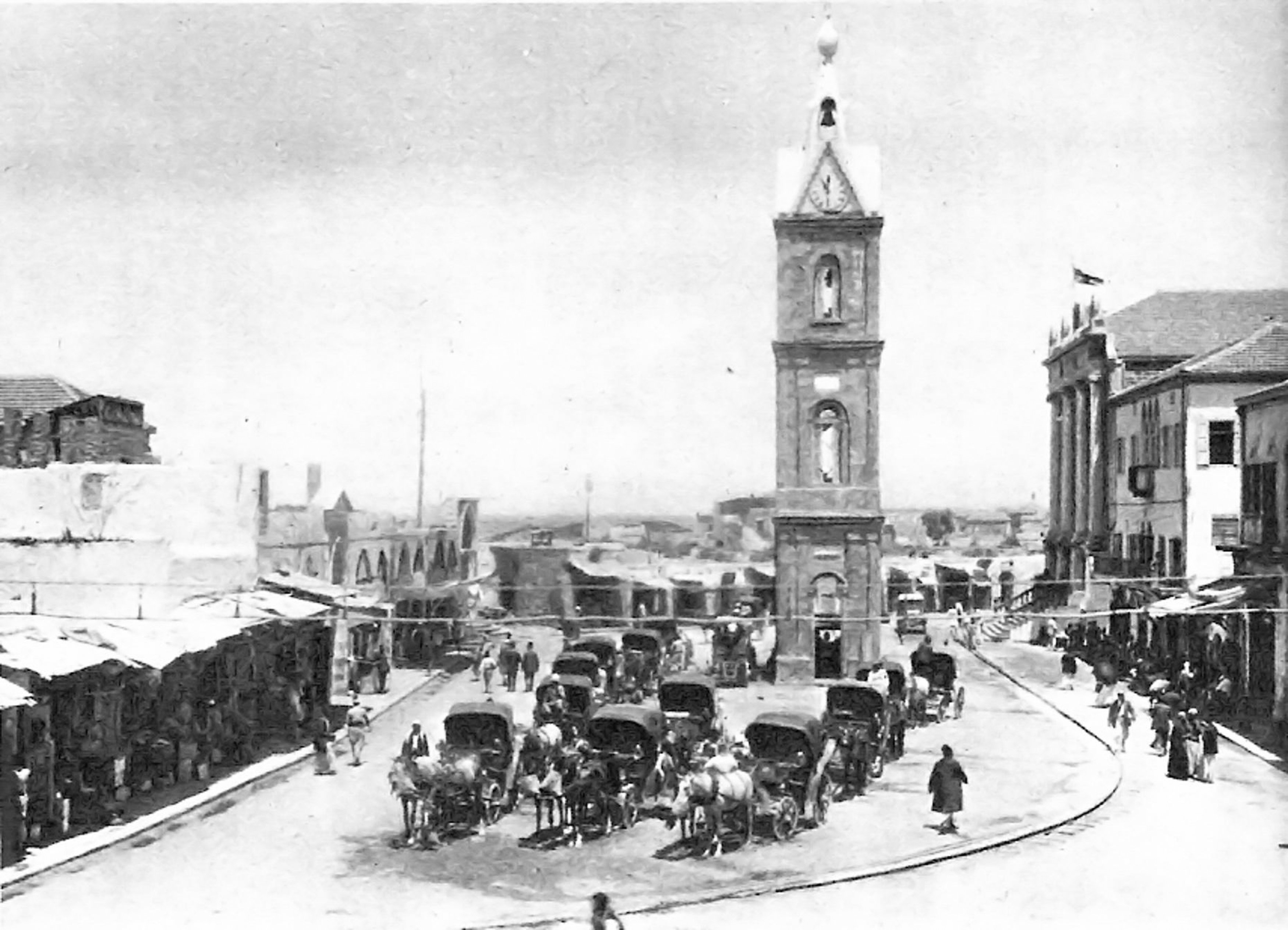 What The Jaffa Clock Tower Teaches Us About The Ottoman Empire