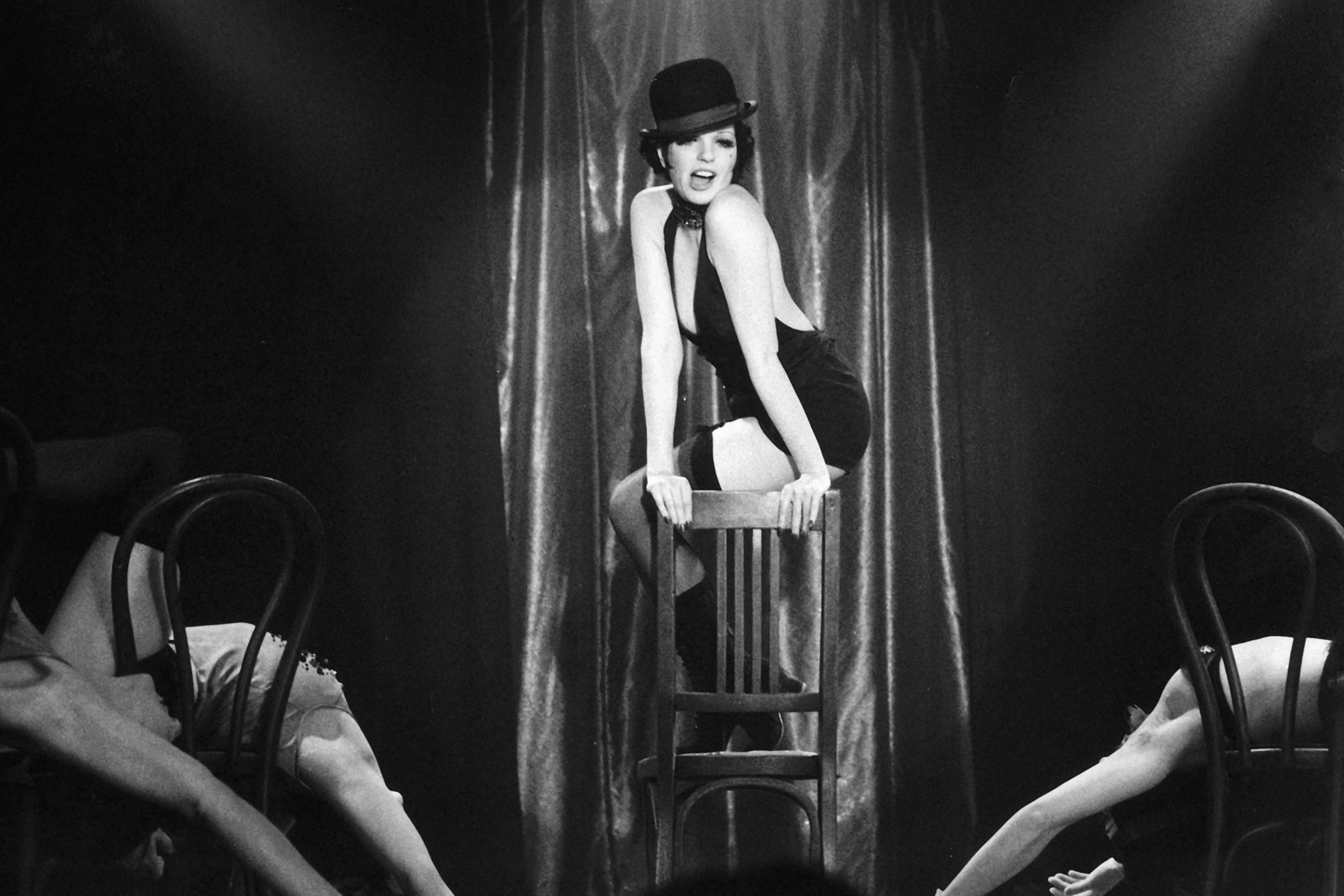 'Cabaret' (1972) is a musical loosely adapted from Christopher Isherwood's 1939 novel 'Goodbye to Berlin'