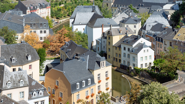 A Traveller's Guide to Luxembourg