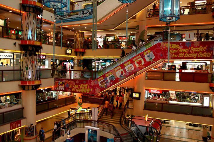 Sungei Wang Plaza mall
