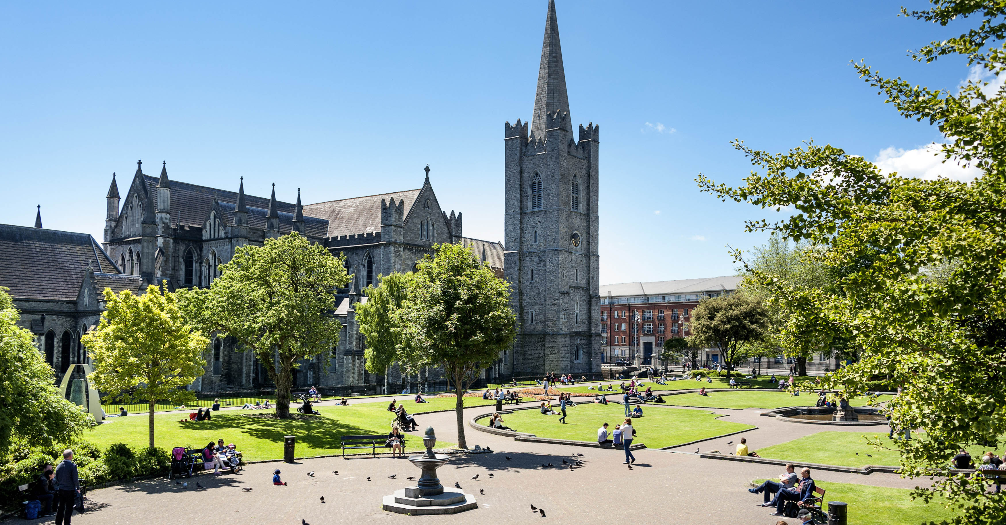 The Best of Culture in Ireland, Europe