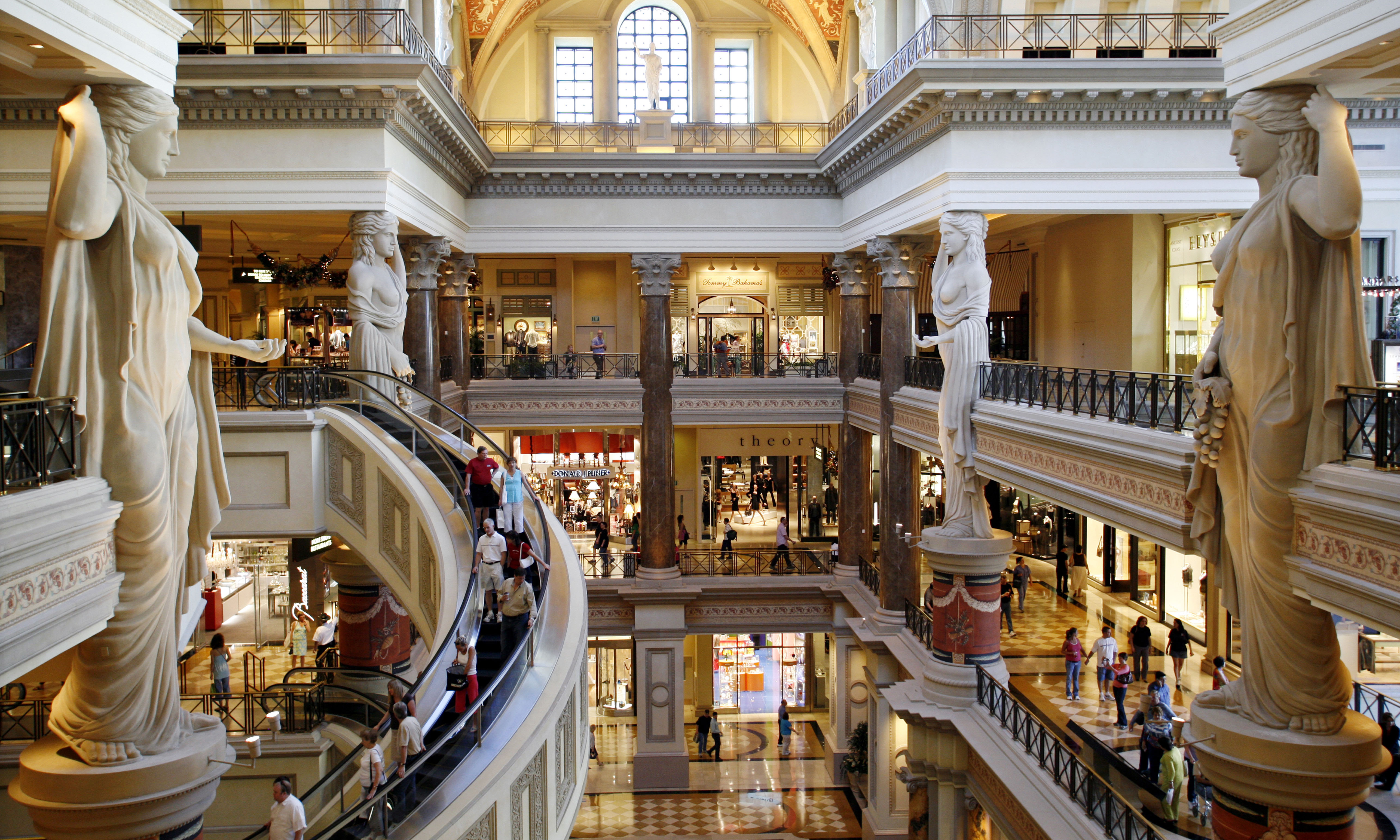 Shoppen Las Vegas