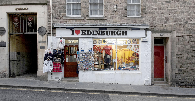 Scottish Souvenirs To Buy in Edinburgh