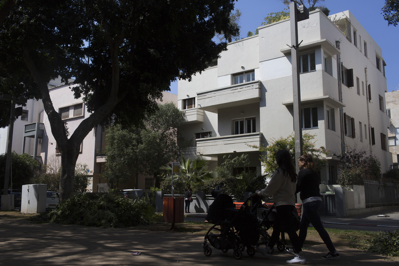 Bauhaus Centenery: Focus On White City In Tel Aviv