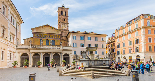 The 15 Best Things To Do in Trastevere, Rome