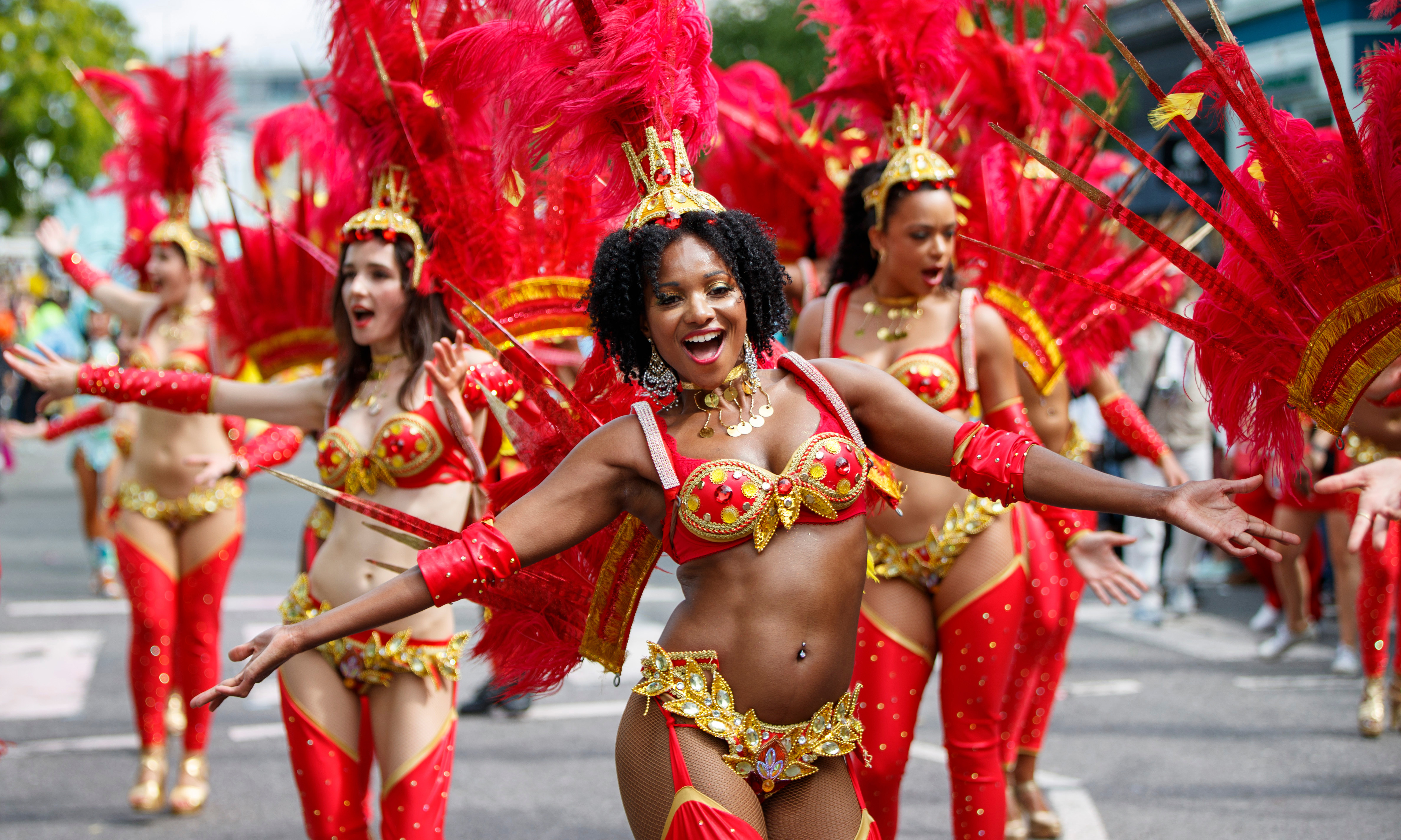 Notting Hill Carnival History How Race Riots Inspired