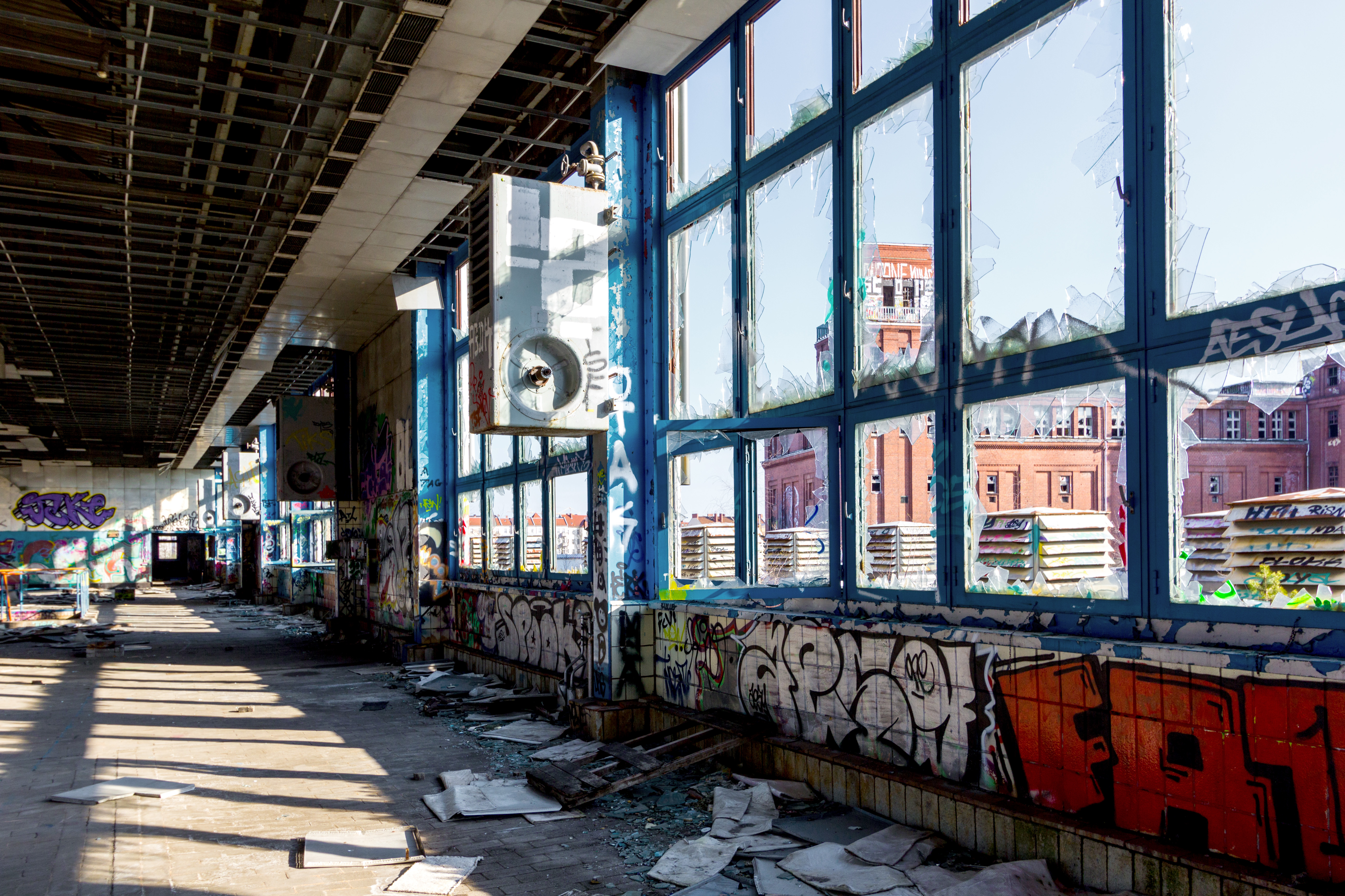 An Urban Explorer S Guide To Abandoned Berlin