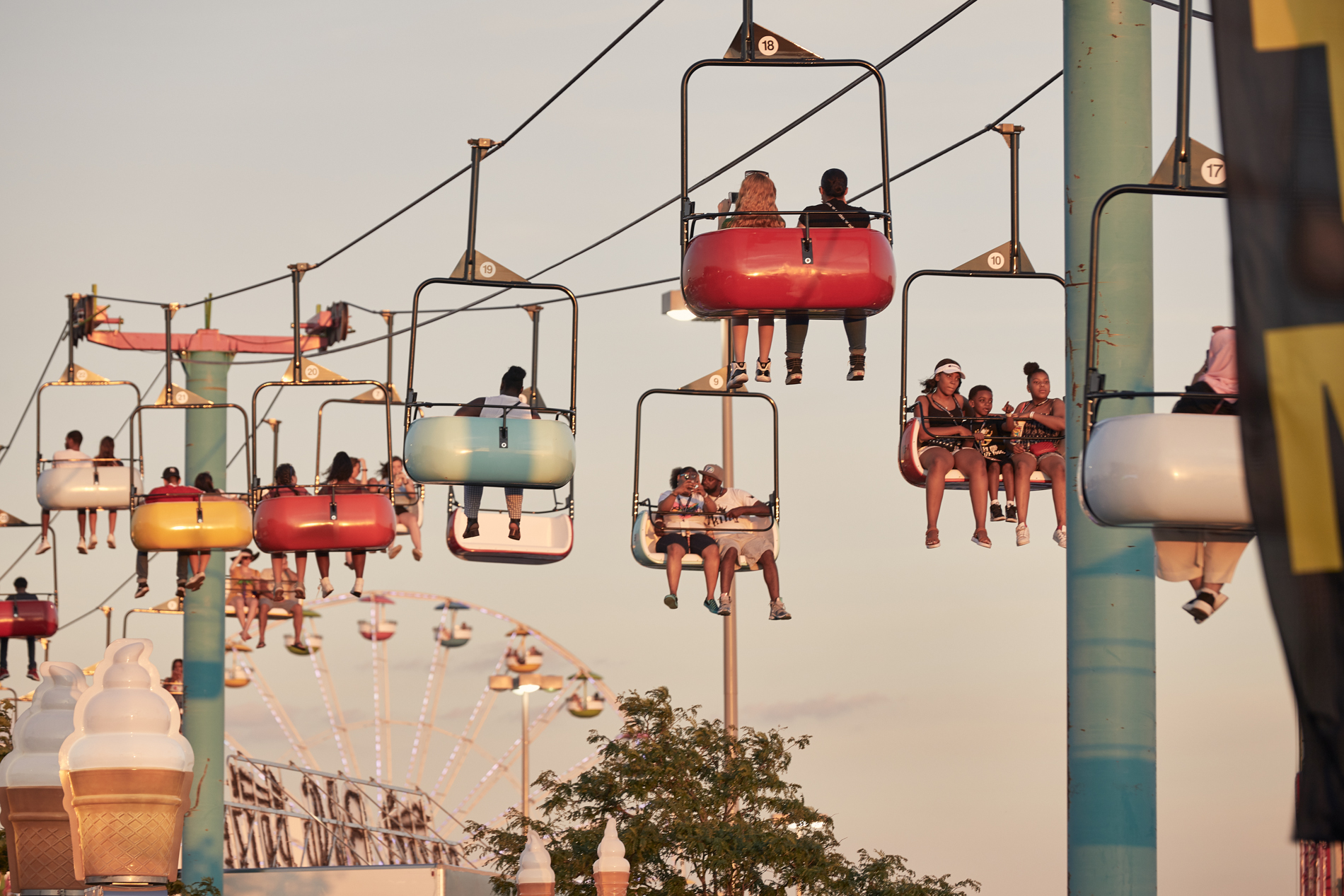 A Slice Of Americana The Best State Fairs In The Usa