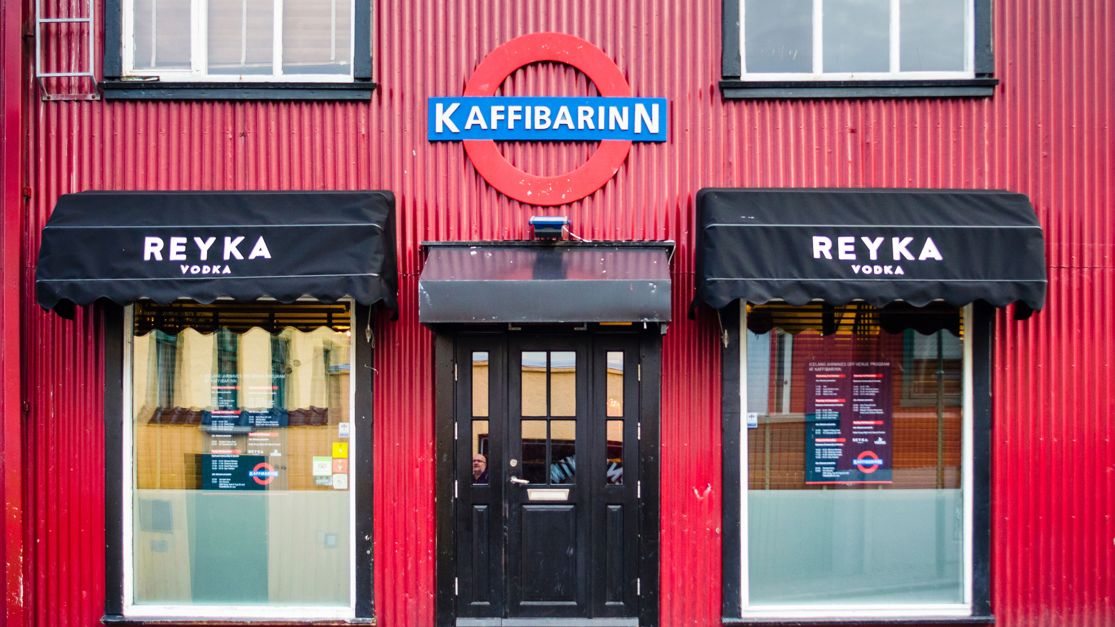 Best Nightclubs Reykjavik