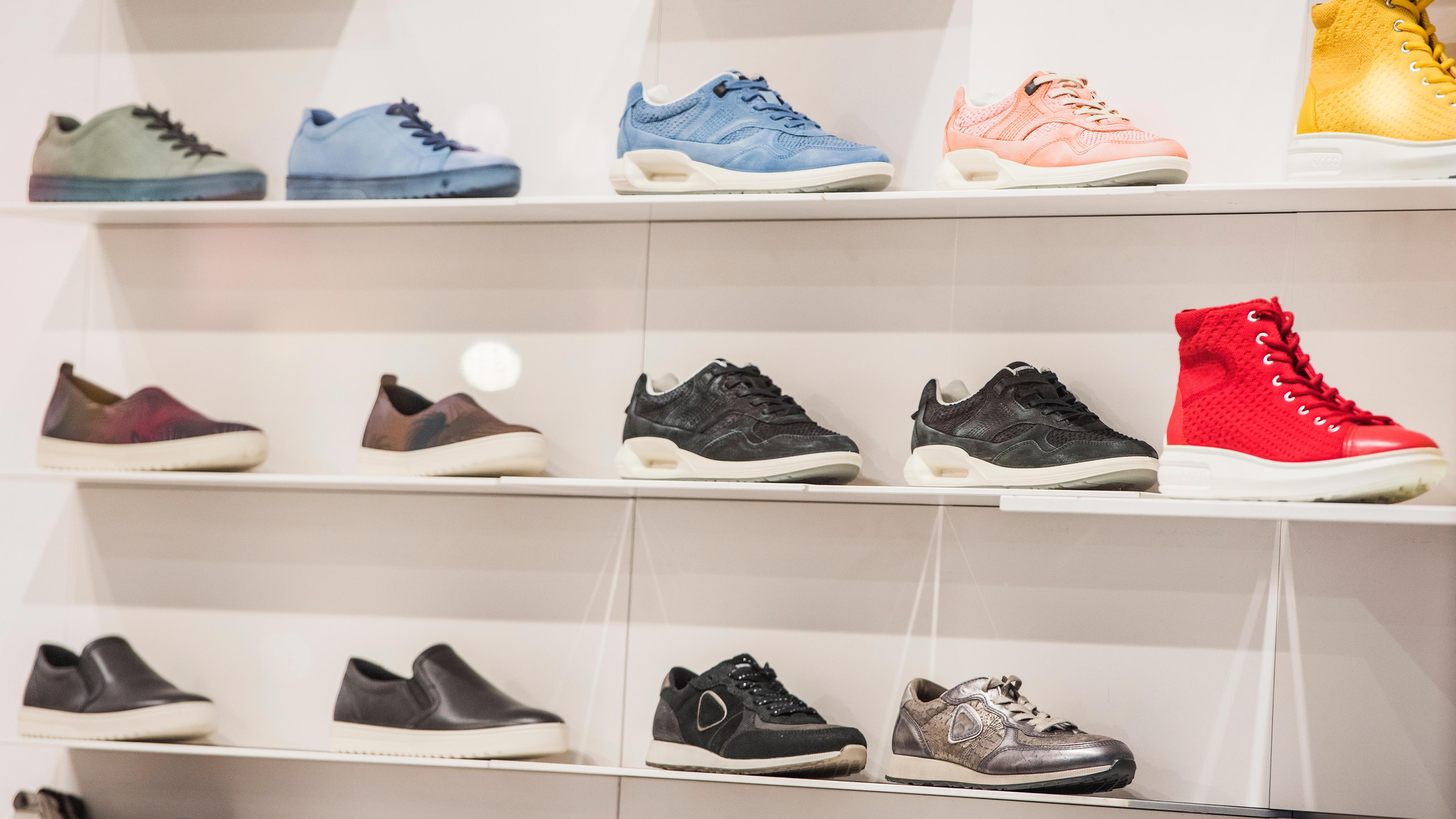 London's Coolest Independent Shoe Shops
