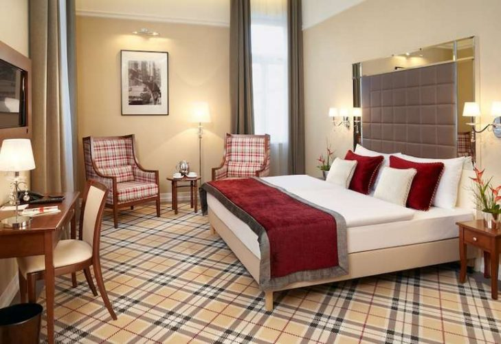 Double room at Mirage Medic Hotel