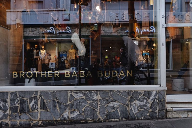 Brother Baba Budan Exterior
