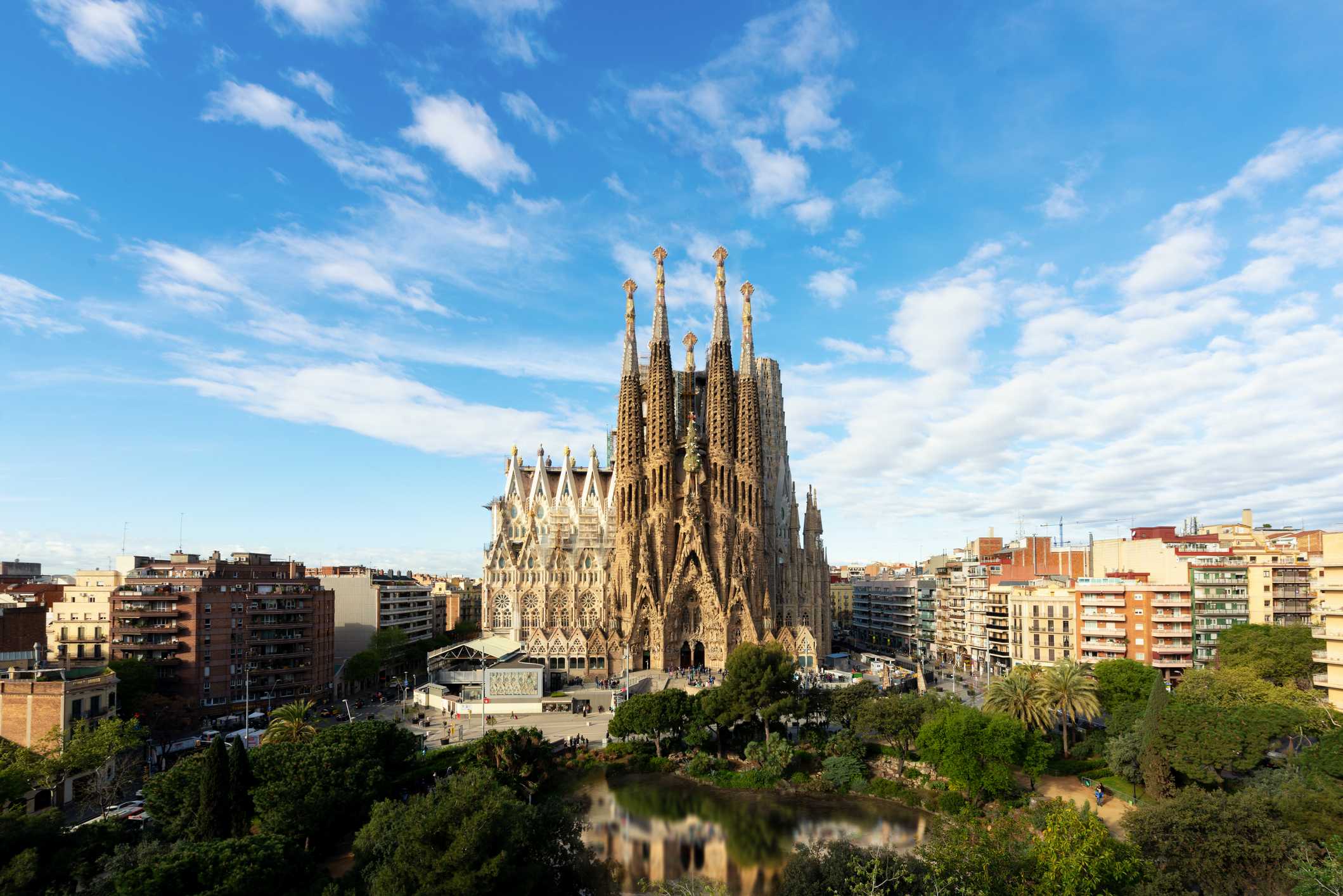 Modernisme helped shape the look of Barcelona in the 20th century, with Gaudí's Sagrada Família its centrepiece
