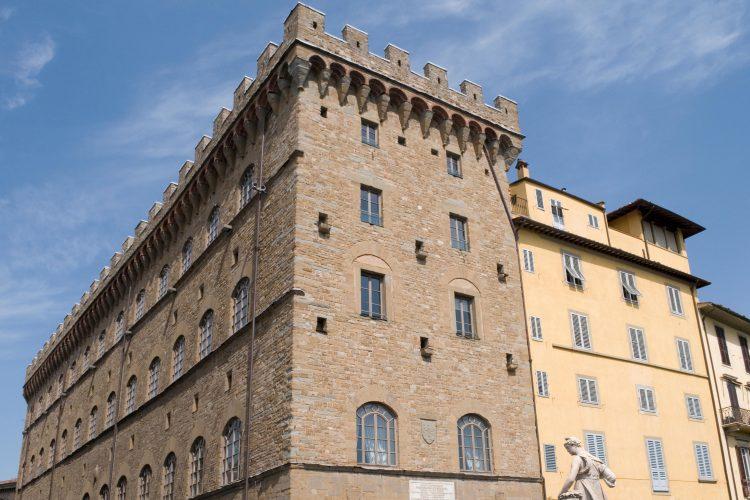 Palazzo Spini Feroni, Salvatore Ferragamo Museum, Florence, Italy