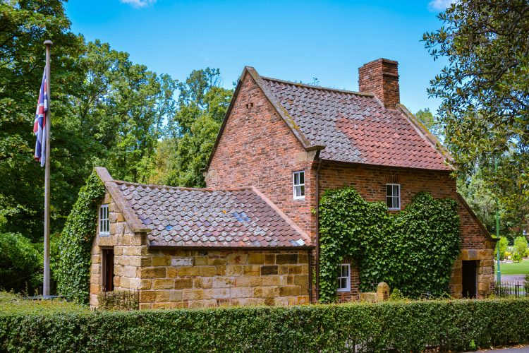 Historical Captain Cook's Cottage - Melbourne, Australia