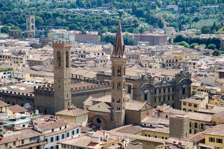 The Bargello is a prison-turned-museum
