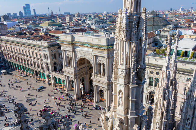 Michelin Must Sees Italy Most Famous Places 2e